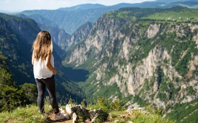 Europas Canyonland liegt in Montenegro