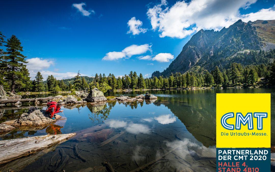 Montenegro ist Partnerland der CMT 2020